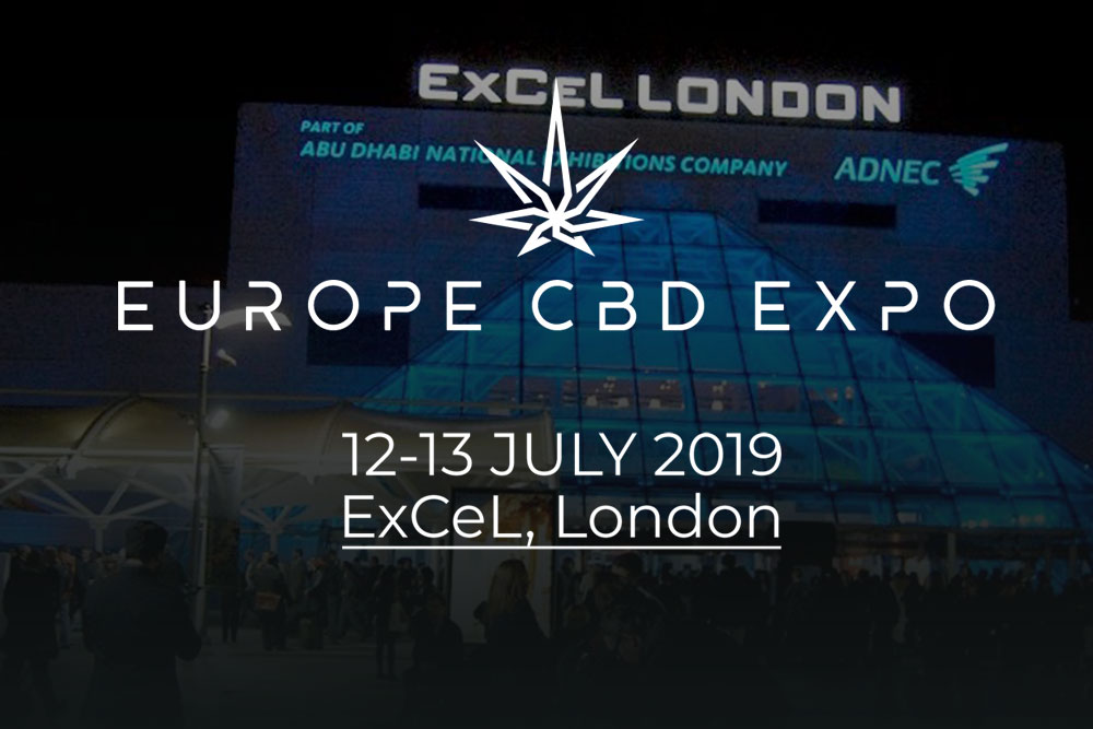 Europe CBD Expo 2019 London