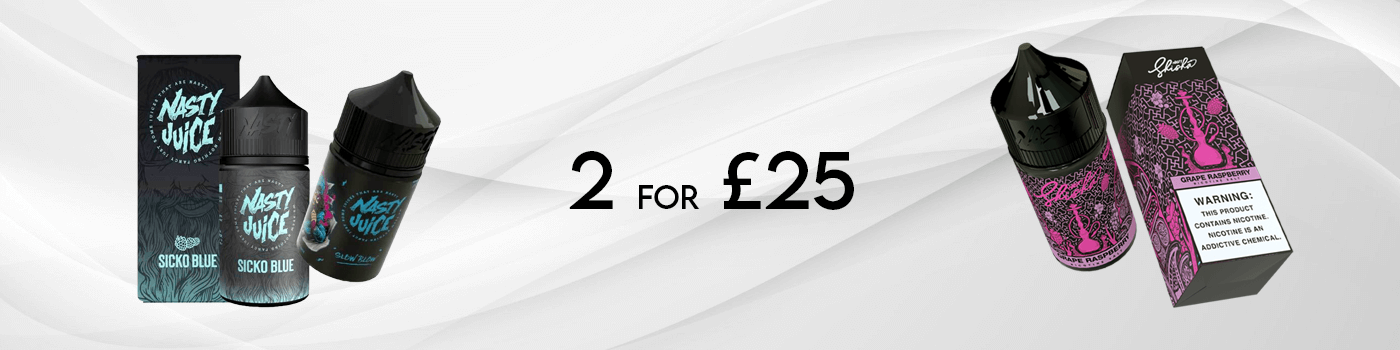 2 for £25