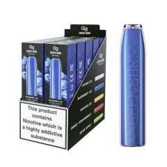 GEEK BAR Blueberry Ice Disposable Pod Device