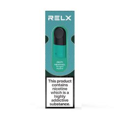 Essential Zesty Menthol Pre-filled Pods ( 2pcs) 18mg by RELX
