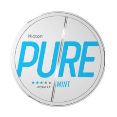 NICTON PURE Mint Strong 10mg