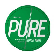NICTON PURE Wild Mint Strong 10mg