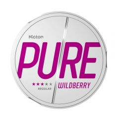 NICTON PURE Wildberry Strong 10mg