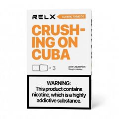 Crushing on Cuba Pods by RELX