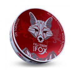 WHITE FOX Full Charge Large Extra Strong 16.5mg