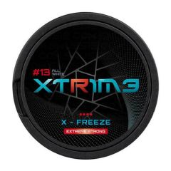 XTRIME X-Freeze Extreme Strong 30mg